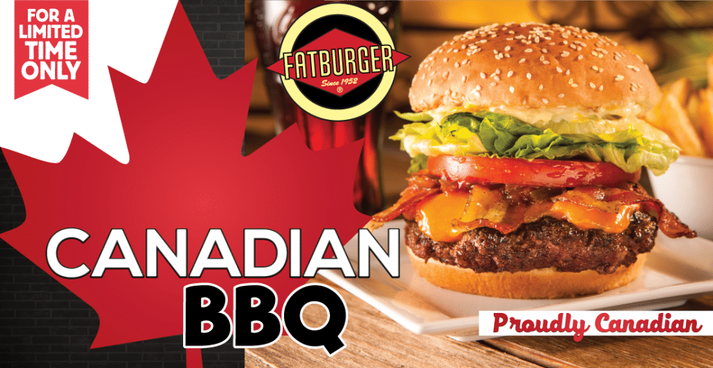 The Canadian BBQ Burger